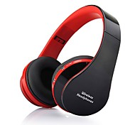 SOYTO NX-8252 Professional Foldable Wireless Bluetooth Headphone Super Stereo Bass Effect Portable Headset For DVD MP3