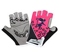 BAT FOX Спортивные перчатки Жен. Перчатки для велосипедистов Лето Велоперчатки Быстровысыхающий Пригодно для носки Дышащий Ударопрочность