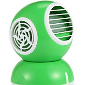 Fragrance Fan Intelligent Leaves Mini USB Fan Creative Perfume Air-Conditioning Fans Can Refrigeration