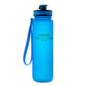 Frosted Candy Color Water Bottle 1000ml