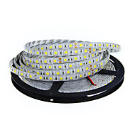 LED Strip 5050 5M 300 leds 40W 3900-4200 lm DC12  Warm White /White