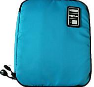 Дорожная сумка Прочный Хранение в дороге для Прочный Хранение в дороге Ткань-Черный Оранжевый Зеленый Синий Светло-серый