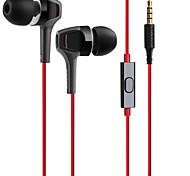 Edifier h265p mobiler Kopfhörer für Computer In-Ear verdrahtet Kunststoff 3.5mm mit Mikrofon Lärm-Cancelling