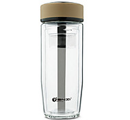 Double Wall Business Glass Cup 350ml