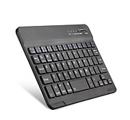 7 Inch Mini Wireless Bluetooth Keyboard For IOS/Android/Windows Bluetooth 3.0 Black/White With USB Cable