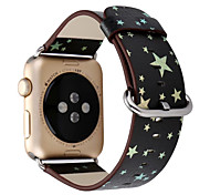 For Apple Watch Series 1 2 Genuine Leather Strap Bracelet Watch Bands 38mm 42mm
