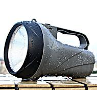 YAGE YG-5710 Светодиодные фонари LED Люмен 2 Режим LED Да Перезаряжаемый Высокомощный Диммируемая для Походы/туризм/спелеология Охота