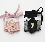 Dog Hair Accessories Dog Clothes Casual/Daily Princess Blushing Pink Gray