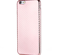 Case for Apple iPhone 7 7Plus  Solid Color Soft TPU  Back Case for iPhone 6s Plus e 6 Plus  6s  6