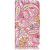 For Huawei P10 Lite P8 Lite (2017) PU Leather Material Pepper Flowers Pattern Relief Phone Case P10 Plus P10 P9 Lite P8 Lite