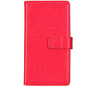 For Sony Xperia XZ E5 Case Cover Classic Nine Cards Solid Color PU Skin Material Wallet Phone Case Sony Xperia X XA XA Ultra X compact X performance