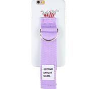 Назначение Чехлы панели С узором Задняя крышка Кейс для Продукты питания Твердый PC для AppleiPhone 7 Plus iPhone 7 iPhone 6s Plus iPhone