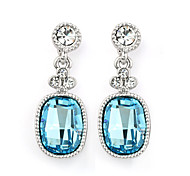 Earrings Set Jewelry Euramerican Fashion Personalized Crystal Alloy Jewelry Jewelry For Wedding Party Anniversary 1 Pair