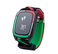 DMDG Sport Blood Pressure Heart Rate Monitor Wristband Smart Bracelet