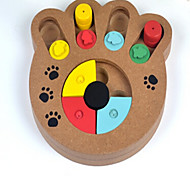 Cat Toy Dog Toy Pet Toys Interactive Durable Wood