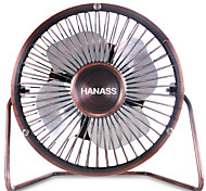 Mini USB Vintage Fan for Offices Home Travel