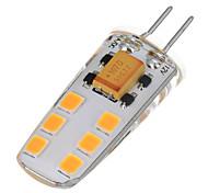 6W Двухштырьковые LED лампы T 12 SMD 2835 200-300 lm Тёплый белый Холодный белый AC 12 V 1 шт.