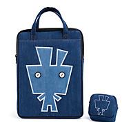 For MacBook Pro Air 12  Inch Sleeves Handbags Oxford cloth Simple Portable Notebook Bag Cartoon Laptop Sleeves 12