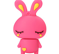 Adicolo Cartoon Cute Rabbit Miffy USB2.0 256GB Flash Drive U Disk Memory Stick