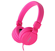 Gorsun GS-778 Foldable Stereo Wire Headphone 3.5mm Stretching Music Headphones Headset For Computer Phones Tablets