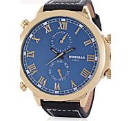 Hombre Adulto Reloj Deportivo Reloj Militar Reloj de Vestir Reloj de Moda Reloj Pulsera Reloj creativo único Reloj Casual Reloj de Pulsera