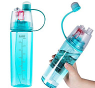 Fengtu Spray Cup Creative Spray Water Bottle Water Bottle Sports Kettle Hand Cup Handbag Summer Water Beauty Plastic Cooling Cup