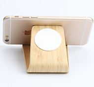 YOUZAN  Watch Stand for Apple Watch Series 1 2 Ipad Iphone 7 6 6s plus 5s 5 5c 4 3 Wooden Stand All-In-1 38mm / 42mm Cable not include
