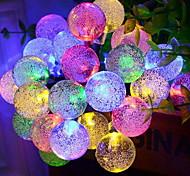 Декоративное освещение LED Night Light-0.5W-Батарея Работает от солнечной энергии