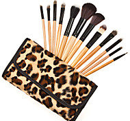 1set Other Brush Synthetic Hair Others Odor Free Other Beech Wood Face