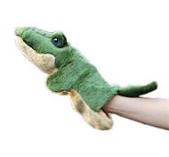 Куклы Под крокодила Плюшевая ткань
