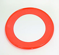 Interactive Cat Dog Toys Crystal Pet Training Frisbee Anti-bite Teeth Cleaning Dog Training Floppy Pet Flying Discs