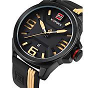 Mulheres Homens Relógio Esportivo Relógio Militar Relógio Elegante Relógio de Moda Relógio de Pulso Bracele Relógio Relógio Casual Quartzo