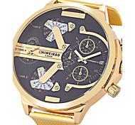 Hombre HombresReloj Deportivo Reloj Militar Reloj de Vestir Reloj de Moda Reloj de Pulsera Reloj Pulsera Reloj creativo único Reloj