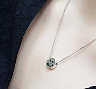 Жен. Ожерелья с подвесками Сплав Мода Простой стиль Бижутерия Назначение Повседневные