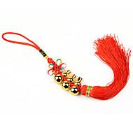 Мешок / телефон / брелок charms китайский узел тыквы кисти медь