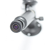 1/3 ccd 420tvl 200 градусов 1,3 мм широкоугольный рыбий глаз цветной цифровой мини-ccd-камера cvbs camera
