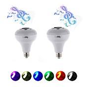 5W Умная LED лампа 15 SMD 5050 200 lm RGB AC220 V 2 шт.