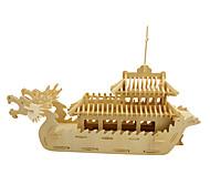 Пазлы 3D пазлы Строительные блоки Игрушки своими руками Корабль