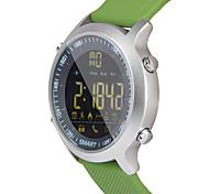 hhy ex18 smart watch браслет новости толчок светящийся набор профессиональный секундомер 50 метров супер водонепроницаемый
