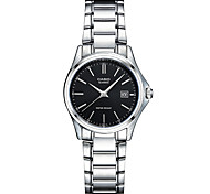 Casio Watch Pointer Series Classic Fashion Simple Waterproof Quartz Women's Watch LTP-1183A-1A