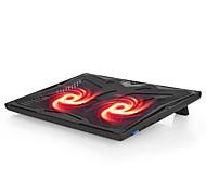 Устойчивый стенд для ноутбука Другое для ноутбука Macbook Ноутбук Подставка с охлаждающим вентилятором АБС-пластик