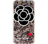 Чехол для Apple iphone 7 плюс 7 крышка зеркало модель задняя крышка чехол слово фраза сердце цветок твердый ПК 6 с плюс 6 плюс 6 6с