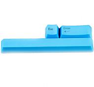 Pbt keycap space введите esc 3 клавиши oem высота для механической клавиатуры