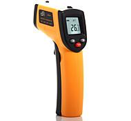 Бесконтактный, инфракрасный, цифровой термометр, ЖК-цифровой пирометр, температура GM320