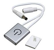 Hkv® 1pcs 3a сенсорный контроль светодиодный диммер и контроллер встроенного регулятора яркости для светодиодной панели светлая лампа