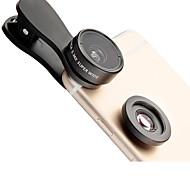 Объектив объектива leqi f-515 145 широкоугольный объектив макро объектив алюминиевый 15-кратный сотовый телефон объектив для мобильных