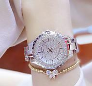 Жен. Наручные часы Часы-браслет Уникальный творческий часы Повседневные часы Имитационная Четырехугольник Часы Часы со стразами Китайский
