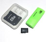 32-гигабайтная карта microfdhc tf с USB-кард-ридером и адаптером sdhc sd