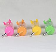 Собака Миски и бутылки с водой Животные Чаши и откорма Компактность Цвет отправляется в случайном порядке