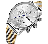 Муж. Детские Спортивные часы Армейские часы Модные часы Японский Кварцевый Календарь Защита от влаги Панк Крупный циферблат Нержавеющая